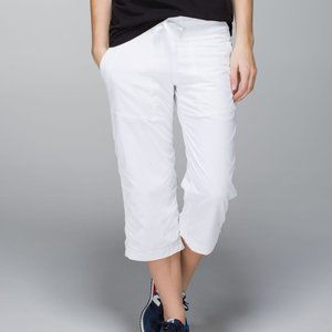 Lululemon Dance Studio Crop Pants Lined